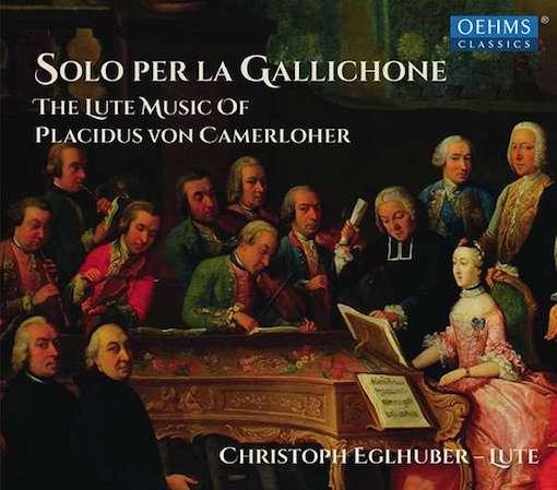Von Camerloher: Solo per la Gallichone