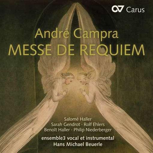 Campra: Messe de Requiem & De profundis