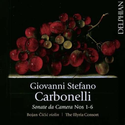 Carbonelli: Sonate da Camera Nos. 1-6