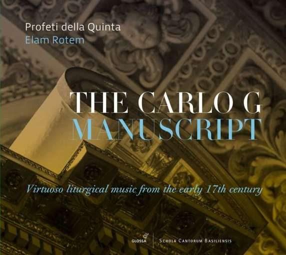 The Carlo G. Manuscript