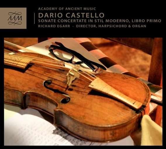 Castello: Sonate concertate in stil moderno