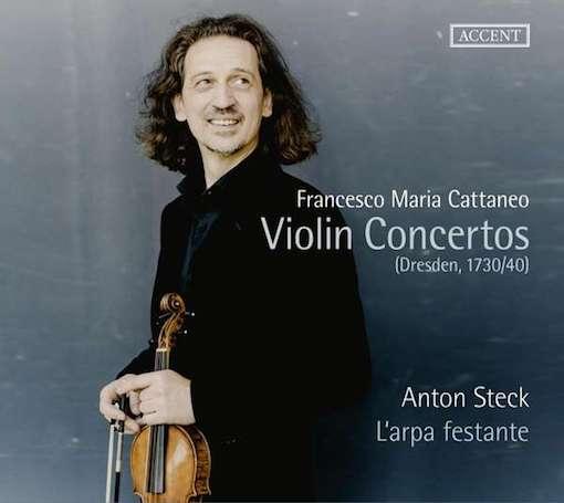 Cattaneo: Dresden Violin Concertos 1730/40
