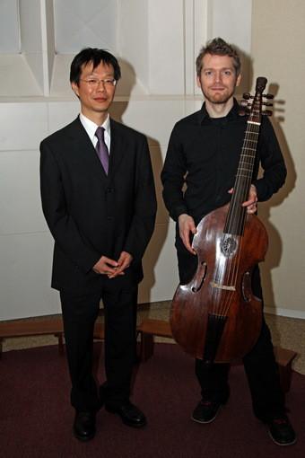 Josh Cheatham en Yoshi Kazama overtuigend in Franse barok