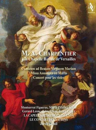 Charpentier: A la Chapelle Royale de Versailles