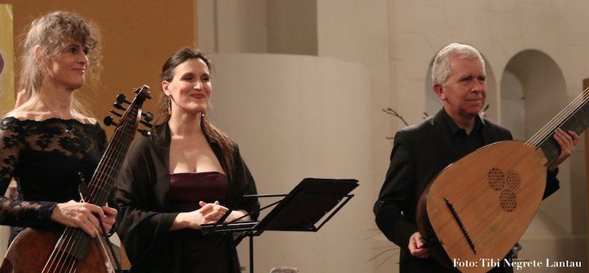 Memorabel optreden Claire Lefilliâtre in Baarnse Paaskerk