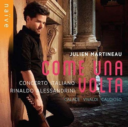 Calace, Vivaldi, Caudioso: 'Come una volta'
