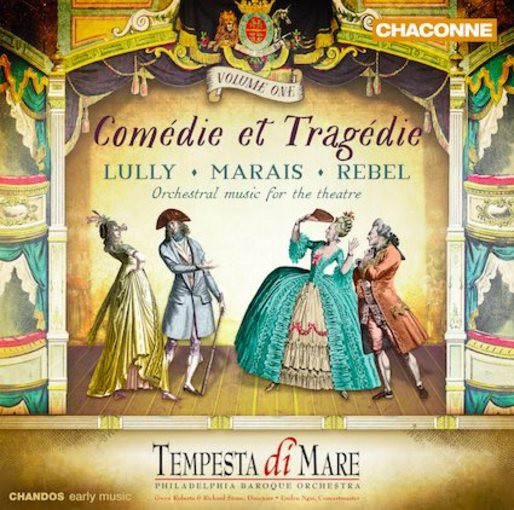 Comédie et Tragédie – Orchestral Music for the Theatre