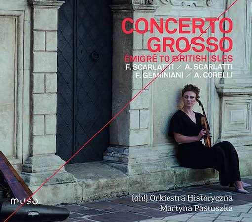 F. Scarlatti: Concerto Grosso