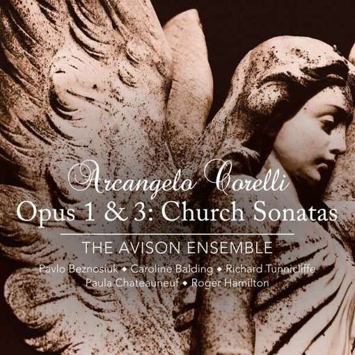 Corelli: Opus 1 & 3 – Church Sonatas