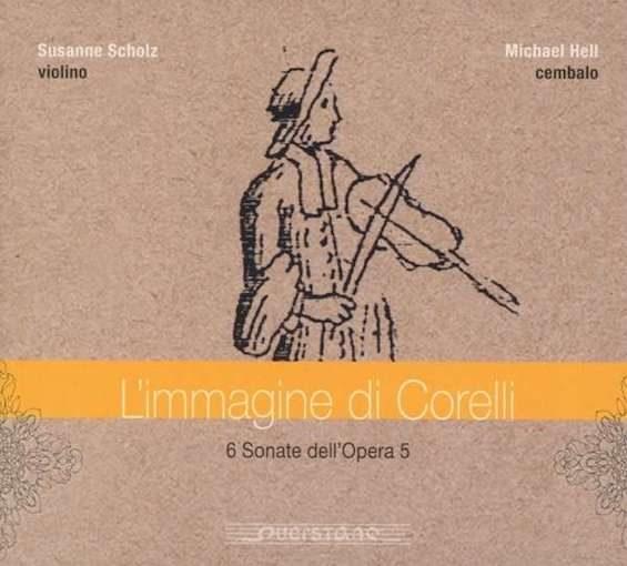 Corelli: 6 sonates Opus 5 in de versies van Geminiani, Roman, Veracini e.a.