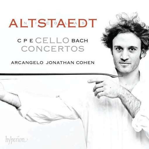 C.P.E. Bach: Cello Concertos Wq. 170-172