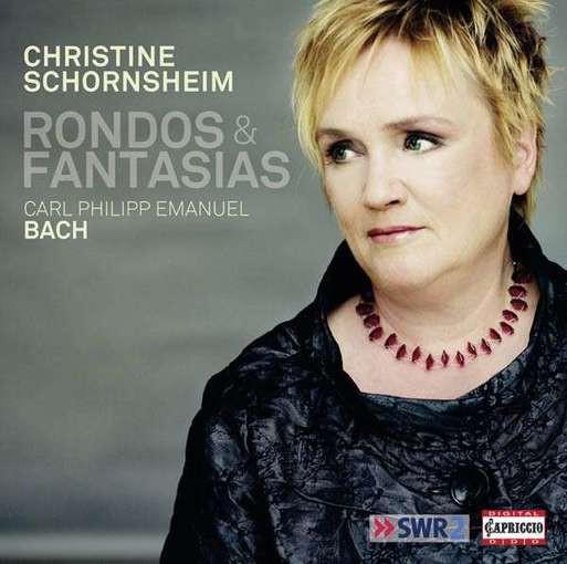 C.P.E. Bach: Rondos & Fantasias