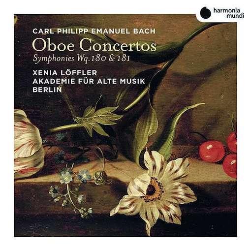CPE Bach: Oboe Concertos