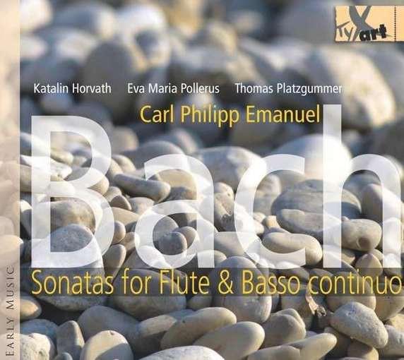 C.P.E. Bach: Sonatas for Flute & Basso Continuo