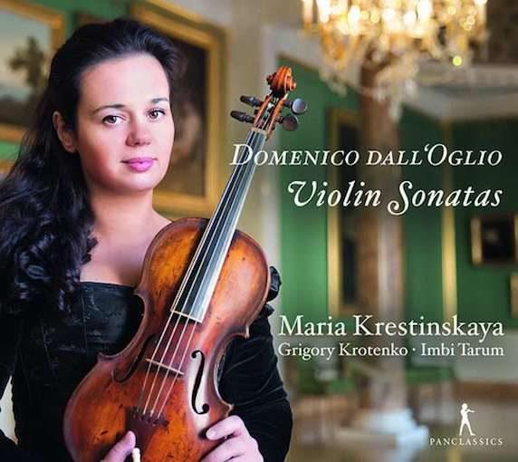 Dall'Oglio: Violin Sonatas