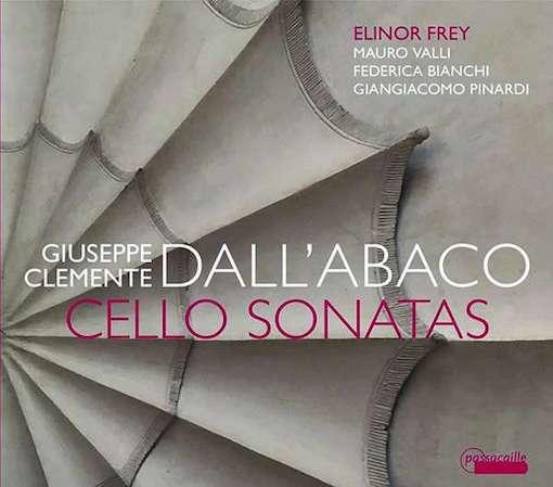Dall'Abaco: Cello Sonatas