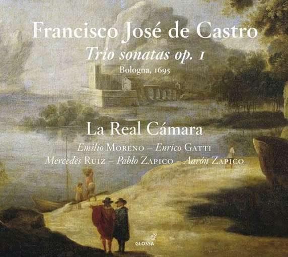 Castro: Trio Sonatas Op. 1 – Trattenimenti Armonici da Camera