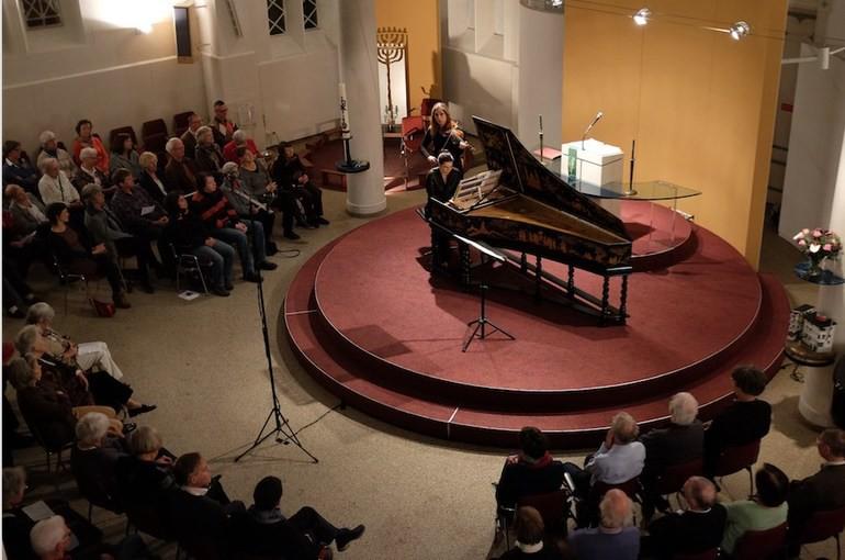 Verslagje van een heerlijke avond Bach in de Paaskerk