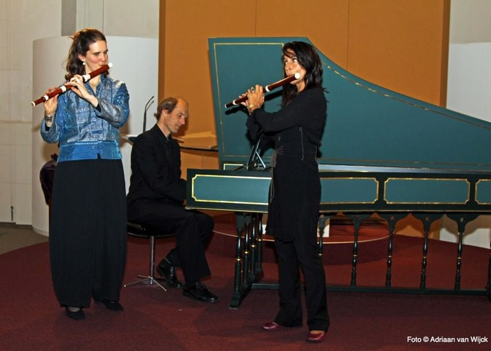 Diana Baroni, Sarah van Cornewal en Dirk Börner stelen show