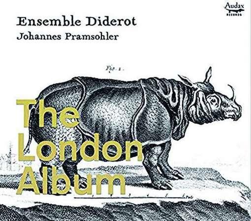 Ensemble Diderot: The London Album
