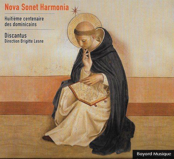 Nova sonet harmonia – Huitième centenaire des dominicains