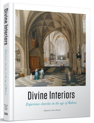 Divine Interiors – Music For an Antwerp Church