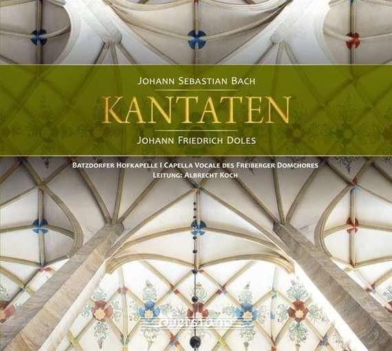 Doles, J.S. Bach: Kantaten