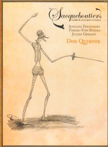 Don Quixote – Une création mélant marionnettes, texte et musiques
