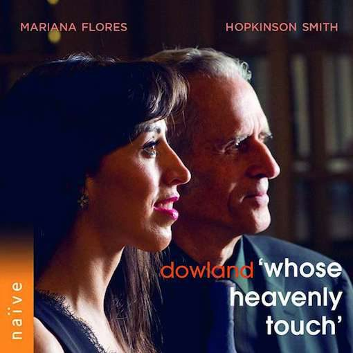 Dowland: 'Whose heavenly touch'