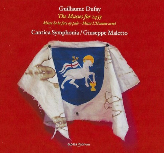 Dufay: The Masses for 1453