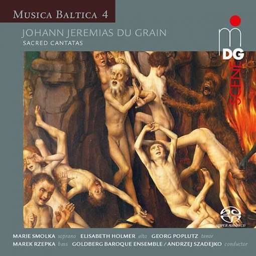 Grain: Sacred Cantatas