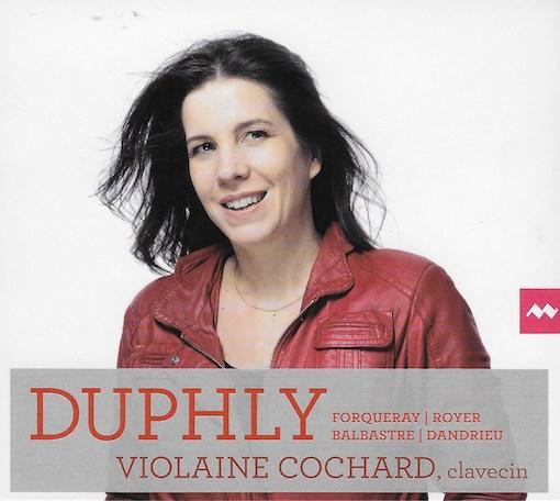 Violaine Cochard – Duphly, Forqueray, Royer e.a.