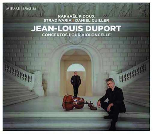 Duport: Concertos pour violoncelle