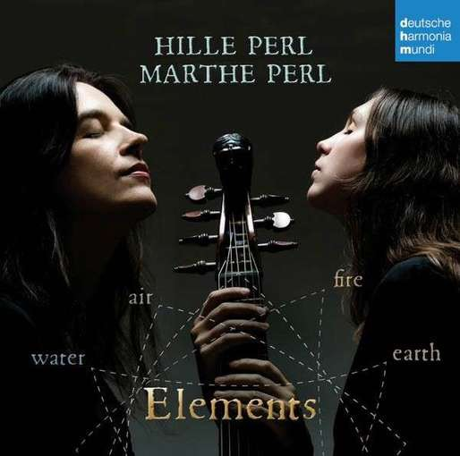 Elements – Fire, Earth, Water, Air
