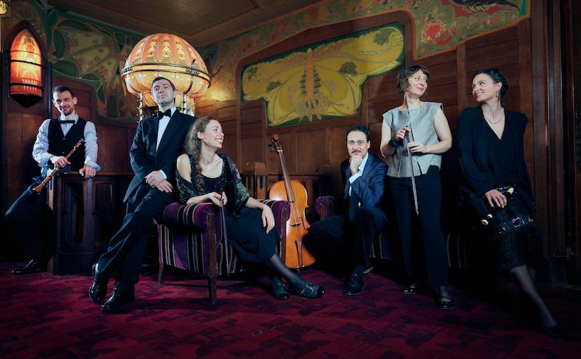 Ensemble Odyssee met concerten van Bach, Telemann, Graupner en Faschin Baarn