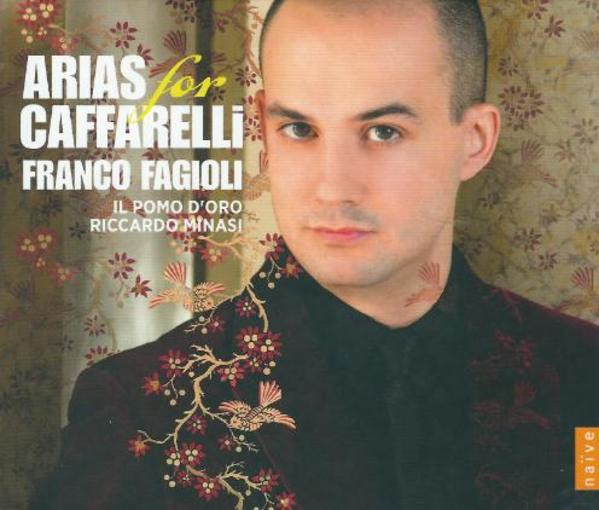 Franco Fagioli – Arias for Caffarelli