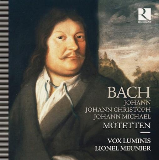 Johann, Johann Christoph & Johann Michael Bach: Motetten