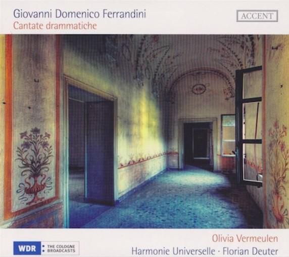Ferrandini: Cantate drammatiche