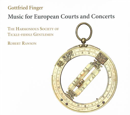 Finger: Music for European Courts & Concerts