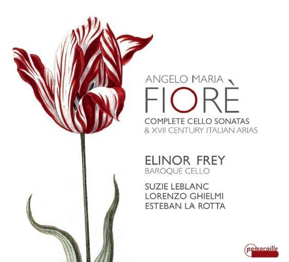 Fiorè: Complete Cello Sonatas