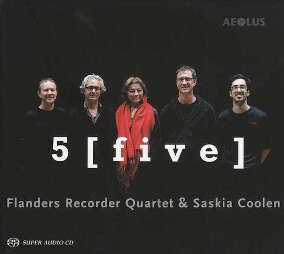 Flanders Recorder Quartet – 'Five'