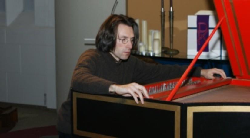 Frédérick Haas in Paaskerk