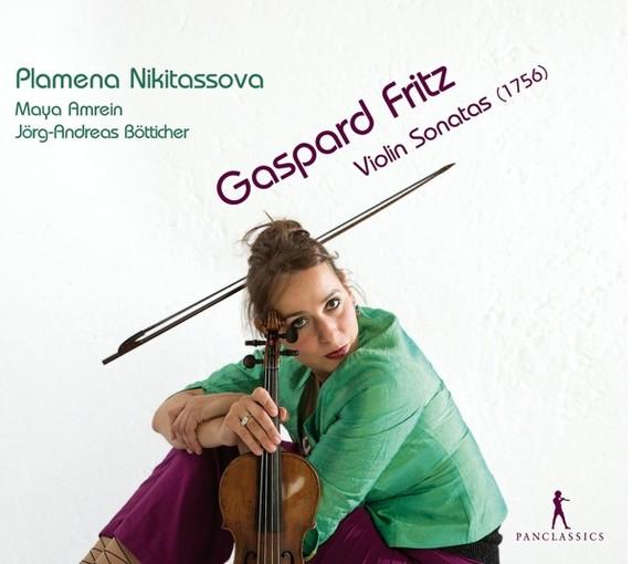 Fritz: Violin Sonatas Op. 3