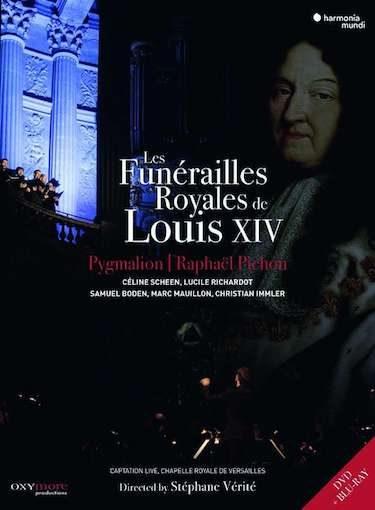 Les Funérailles Royales de Louis XIV