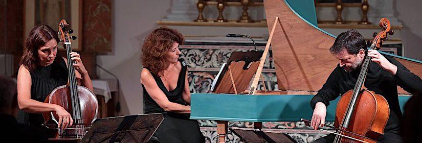 Venetiaanse cellosonates in Baarnse Paaskerk