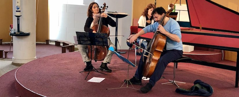 Een teaser voor liefhebbers van de cello