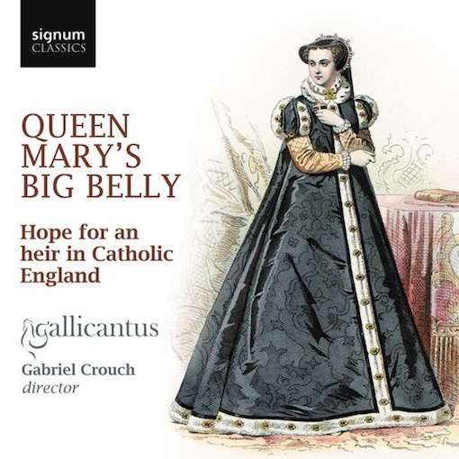 Queen Mary's Big Belly