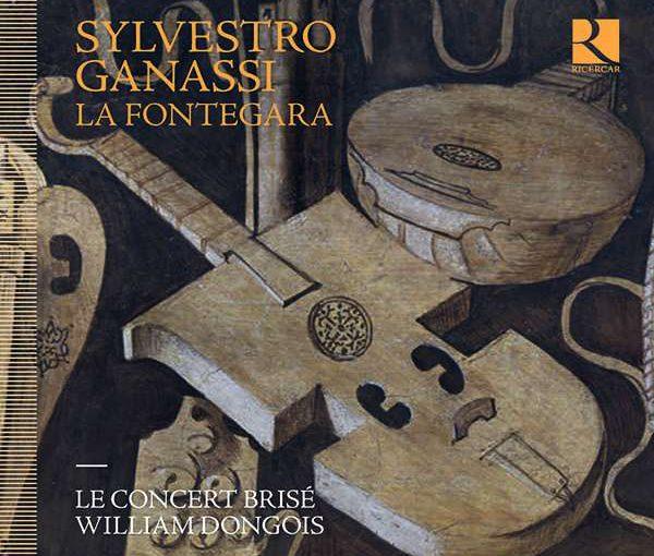 Silvestro Ganassi's <em>La Fontegara</em>
