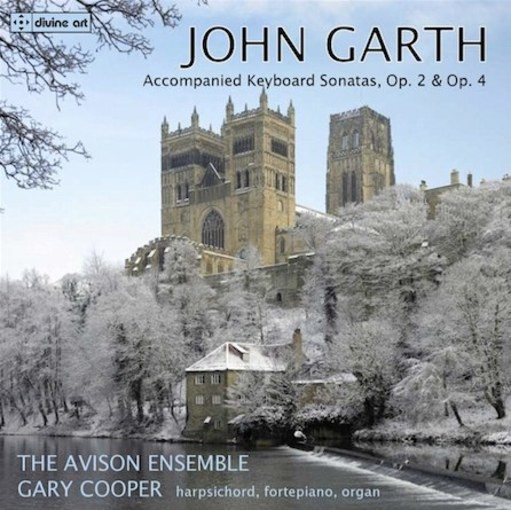 Garth: Accompanied Keyboard Sonatas
