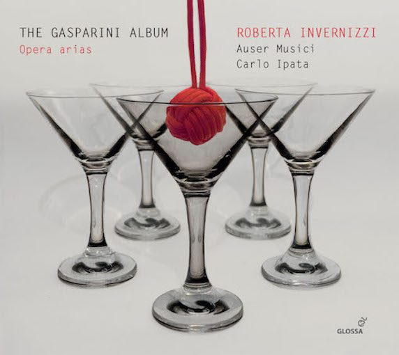 The Gasparini Album – Opera Arias